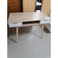 Modern 2 fiókos íróasztal