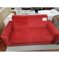 Piros fix kanapé