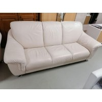 Bőr 3-as kanapé