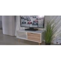 Modern fiókos TV állvány