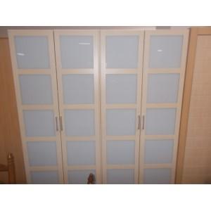 4 ajtós gardrób