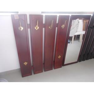Mahagóni színű felső előszobafal