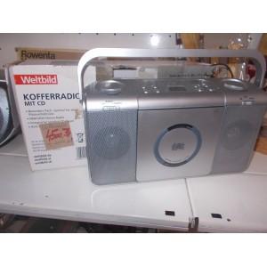 Kofferradió CD-s rádió