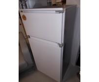 Beépíthető kombi hűtő