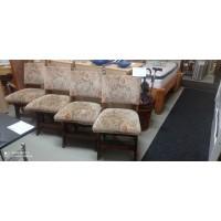 Tölgyfa székek