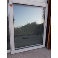 Műanyag  bukó-nyíló ablak 103,5x130cm