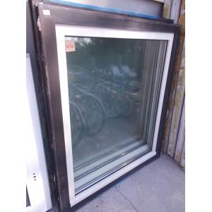 Műanyag  bukó-nyíló ablak 108x124,5