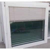 Műanyag bukó-nyíló ablak(146x143)