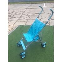Kék újszerű sport babakocsi