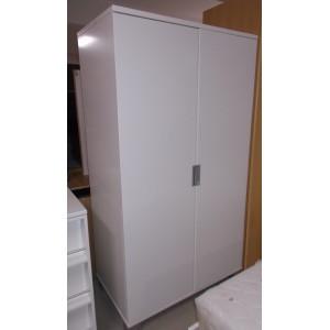 2 ajtós ruhásszekrény