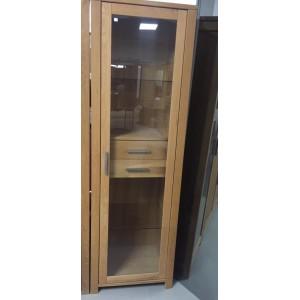 Vitrines fa szekrény