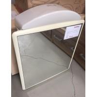 1 ajtós fürdőszobai tükrös faliszekrény