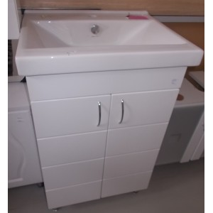 Fürdőszobai mosdós szekrény