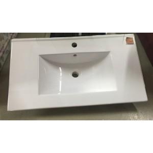 Modern szögletes mosdótál