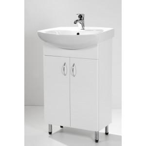 Standard 55 Mart mosdós fürdőszoba szekrény