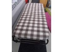 Vendégágy rugós matraccal