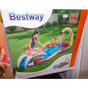 Bestway interaktív játszómedence 6db játéklabdával