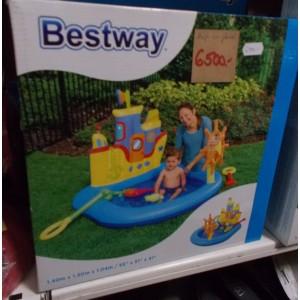 Bestway vontatóhajós játszómedence