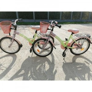 2db Cool girl 20' kerékpár