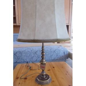 Sárgaréz asztali lámpa