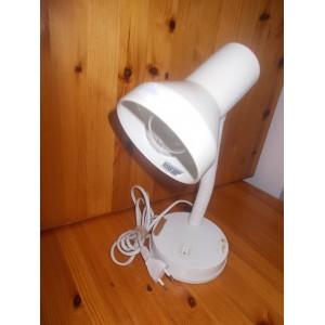 Fehér,asztali lámpa
