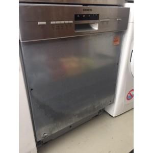 Siemens 12 terítékes Inox beépíthető mosogatógép