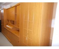 5 elemes nappali szekrénysor