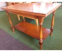Tölgyfa asztalka