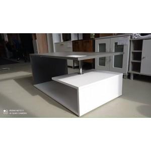 Modern stílusú, újszerű dohányzóasztal