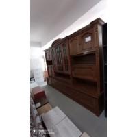 Tölgyfa szekrénysor