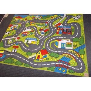 Új gyerek szőnyeg (134x180)