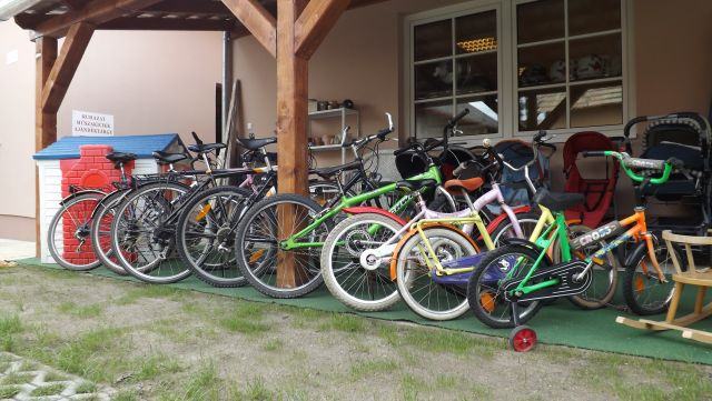 Kárai Használtcikk Püspökladány - Kerékpárok